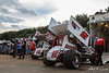Kevin Gobrecht Memorial - 2020 Pennsylvania Sprint Car Speed Week presented by Red Robin - Lincoln Speedway - 17B Steve Buckwalter