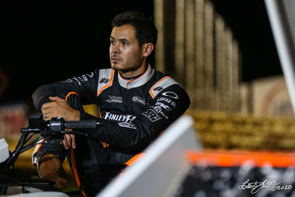 Kevin Gobrecht Memorial - 2020 Pennsylvania Sprint Car Speed Week presented by Red Robin - Lincoln Speedway - 57 Kyle Larson