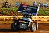 Drydene 40 - Lincoln Speedway - 21 Brian Montieth