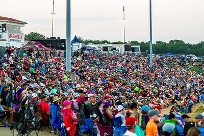 Magnolia Motor Speedway fans