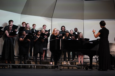 Concert Choir and Chorale Concert 3/3