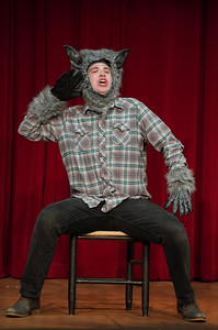 """The Department of Visual and Performing Arts presents """"Little Red Riding Hood"""" from Feb. 21 to March 1 including performing for local elementary school students. The show has two different casts that rotate between performances."""