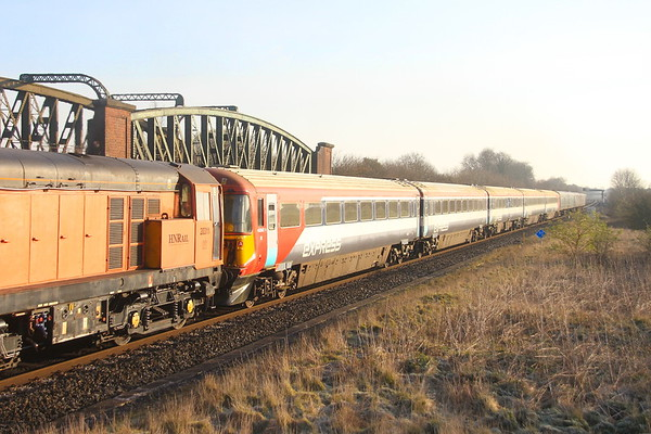 2401 Battledown 24/03/20 5Q42 Ely Papworth Sidings to Eastleigh