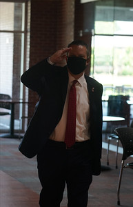 A Masked Campus