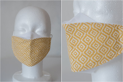 3D-YellowPattern
