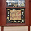 Tribune-Star/Austen Leake<br /> A house on South Center Street has this encouraging message in the window.