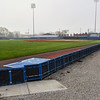 Tribune-Star/Austen Leake<br /> A lost season: Bob Warn Field remains empty after Indiana State University's baseball season was cut short and the Terre Haute Rex season has been postponed.