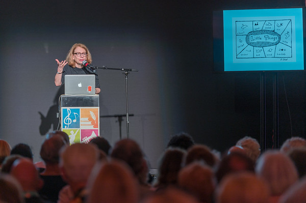 Roz Chast Authors and Ideas Event