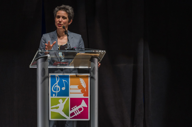 Amy Walter Authors and Ideas Event
