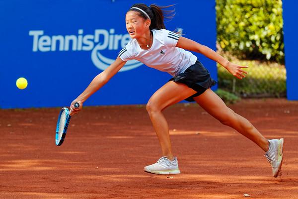 01 05b Mia Woo - Nationale Junioren Kampioenschappen (NJK) 2020 - 12 en 14 jaar
