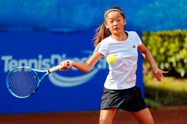 01 05 Mia Woo - Nationale Junioren Kampioenschappen (NJK) 2020 - 12 en 14 jaar