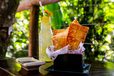 Cardápio Tikal 2020
