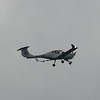 L3 Commercial Aviation Diamond DA40 G-CTSR taking off from Cranfield Airport, 11.11.2020.