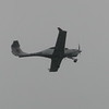 L3 Commercial Aviation Diamond DA40 G-CTSM taking off from Cranfield Airport, 11.11.2020.