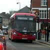 GoAhead London BYD ADL Enviro 200 EV LF20XMW SEe114 in Tottenham on the 444 to Chingford, 01.11.2020.