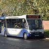 Star Travel Optare Solo YJ56AOX in Leighton Buzzard on the 162 to Slapton, 03.11.2020.