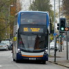 Stagecoach ADL Enviro 400 MMC YX67VDL 10874 in Cambridge on the 905 to Bedford, 01.11.2020.