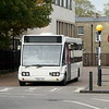 CG Myall & Son Optare Solo YE52FHL leaving Cambridge bus station on the 132 to Saffron Walden, 01.11.2020.