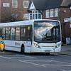 Z&S ADL Enviro 200 MX59AVV in Bletchley on the 17 to Kingston, 02.11.2020.