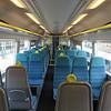 Southern Class 377 no. 377208 interior at Leighton Buzzard on a Milton Keynes service, 03.11.2020.
