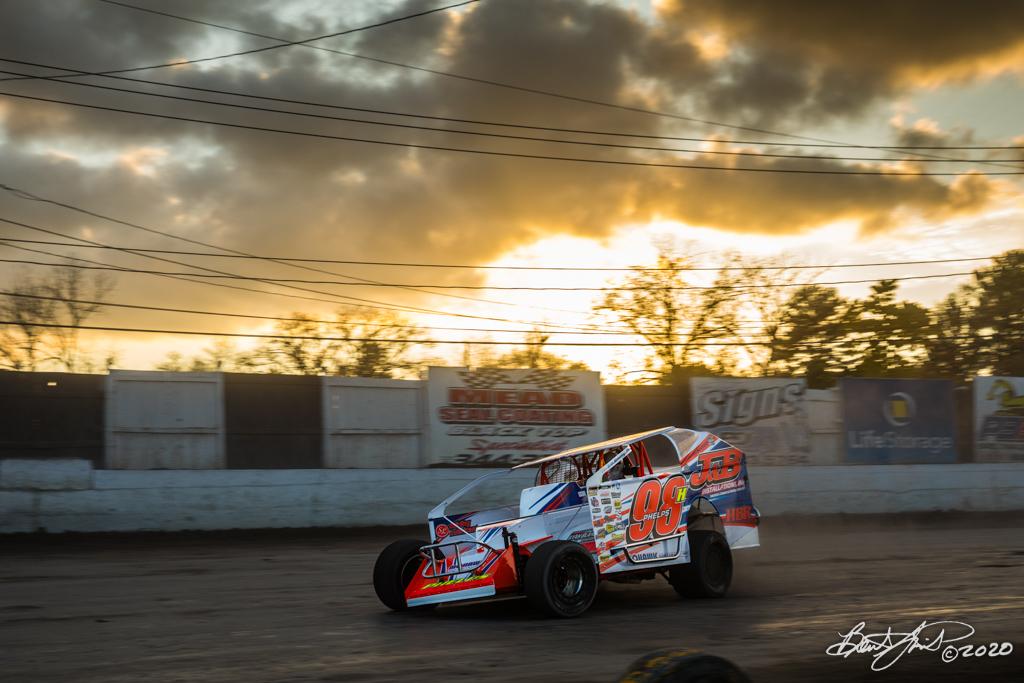 Eastern States 200 - Orange County Fair Speedway - 98H Jimmy Phelps