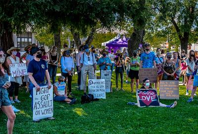 Women's March for Change Petaluma Bill Clark-27