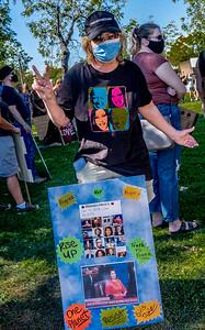Women's March for Change Petaluma Bill Clark-20