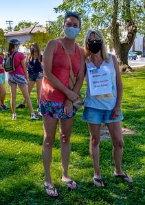 Women's March for Change Petaluma Bill Clark-5