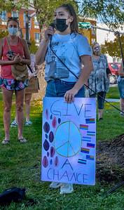 Women's March for Change Petaluma Bill Clark-26