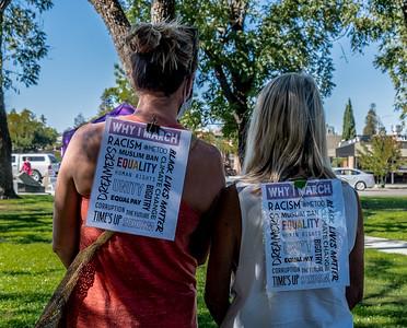 Women's March for Change Petaluma Bill Clark-6