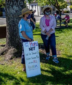 Women's March for Change Petaluma Bill Clark-2