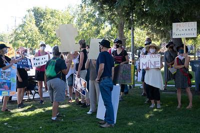 Women's March for Change Petaluma Bill Clark-13