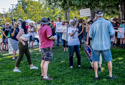 Women's March for Change Petaluma Bill Clark-11