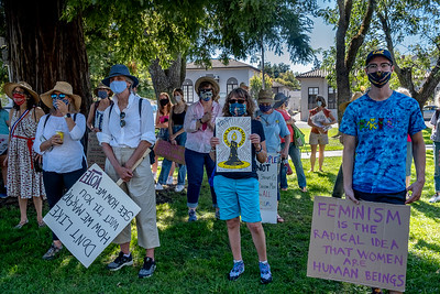 Women's March for Change Petaluma Bill Clark-15