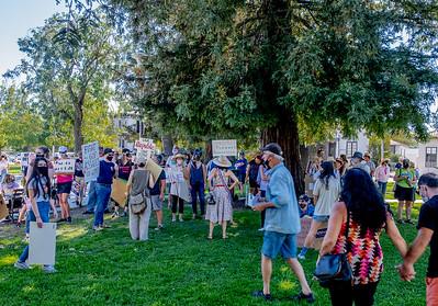 Women's March for Change Petaluma Bill Clark-8
