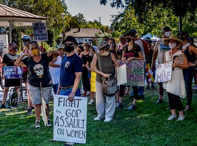 Women's March for Change Petaluma Bill Clark-18
