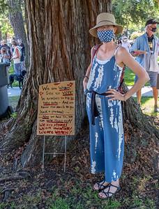 Women's March for Change Petaluma Bill Clark-7