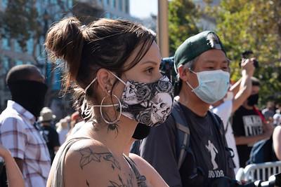 Team Save America - Far-Right Rally,  October 17, 2020