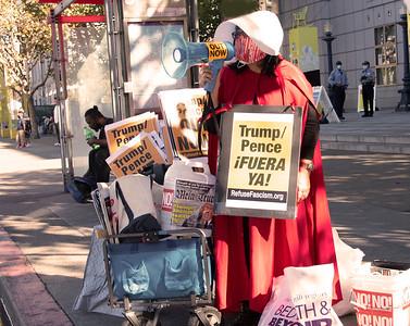 Women's March,  October 17,  2020