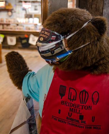 MET 100820 Bear Mask