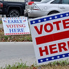 MET 101920 Early Voting Sign