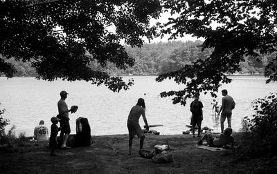 Outing at Walden Pond
