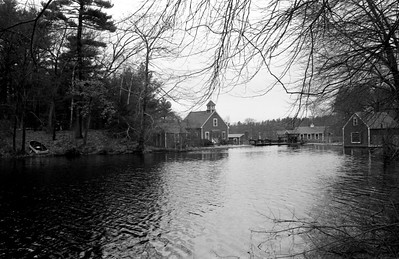 Russell Mill Pond
