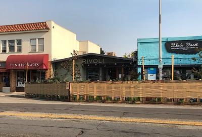 Parklet Solano Ave Berkeley  by Nancy Rubin (1)