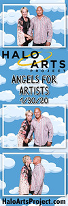 2020.01.30 - Angels for Artists - Sarasota Municipal Auditorium, Sarasota, FL