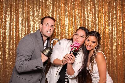 2021.01.09 - Evita and Chris's Wedding Photo Booth at Powel Crosley Estate, Sarasota, FL