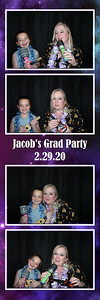 2020.02.29 - Jacob's Grad Party, Morgan Family Community Center, North Port, FL