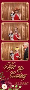 2020.02.01 - Tyler and Courtney's Wedding - Powel Crosley Estate, Sarasota, FL
