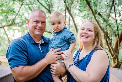 2020.10.08 - Adrianne Boulanger & Family, Brohard Park, Venice, FL