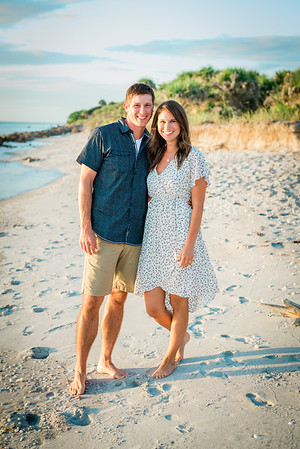 2020.10.22 - Carrie and Zack, Casperson Beach, Venice, FL